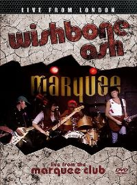 Cover Wishbone Ash - Live From London - Live From The Marquee Club [DVD]